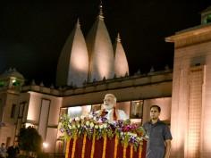 In pics Day 1 of PM Modi visit to his constituency Varanasi