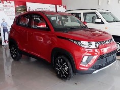 Mahindra KUV100 NXT launched date revealed prices features