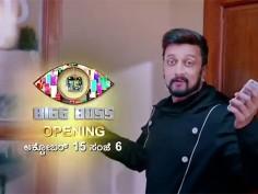 Sudeep Bigg Boss Kannada 5 contestants