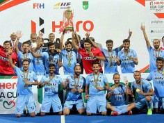India defeat Malaysia 2-1 to clinch 3rd Asia Cup Hockey title