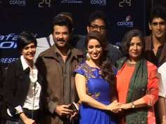 Launch of Anil Kapoor's 24 series