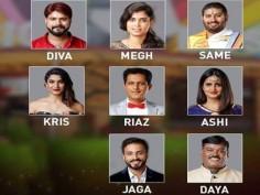 Bigg Boss Kannada 5 Divakar Megha Sameer Krishi Riaz Ashita Jagan Dayal nominated for ELIMINATION here is how you can save them