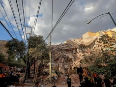 Earthquakes in 2017 Mexico Italy China and Iran a look at the devastations