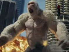 Doom Gi Joe Retaliation Jumanji and Rampage how Dwayne Johnson turned video game movies to hollywood blockbusters
