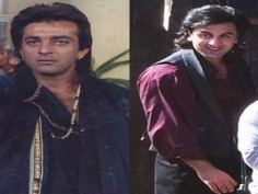 LEAKED Ranbir Kapoor aced the exact look of Sanjay Dutt for his biopic
