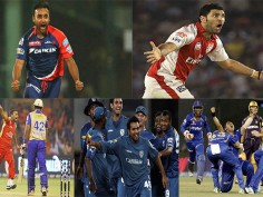IPL 2018 top 5 hat tricks in indian premier league