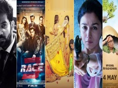 From Salman Khan Race 3 to Alia Bhatt Raazi Top Bollywood films releasing in 2018