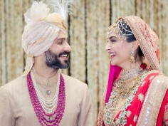Sonam Kapoor Anand Ahuja big fat Punjabi wedding was a starry affair