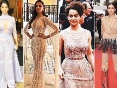 Cannes 2018 Deepika Padukone Kangana Ranaut Mallika Sherawat Huma Qureshi pictures