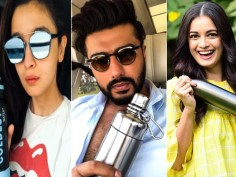World Environment Day 2018 Bollywood Alia Bhatt Dia Mirza Juhi Chawla Arjun Kpaoor Kangana Ranaut joins Beat Plastic Pollution campaign urges people to go green