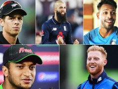 ICC World Cup 2019 Top five all rounders to watch out for