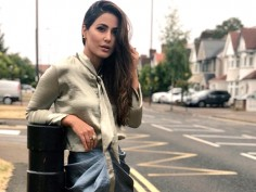 Hina Khan latest photoshoot in London is rising temperature on internet