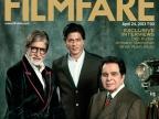 Behind the scenes of Filmfare mag shoot