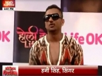 Honey Singh sizzles Holi celebration