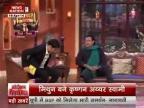 Mithun promotes Kaanchi on Comedy Nights with Kapil