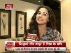 Vidya Balan enlists the negatives of SRK