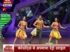 Dance Dhamal and masti on the sets of 'Nach Baliye'