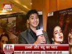 Paras Arora as Chandu in 'Rajjo'