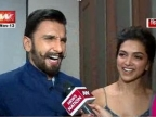 I entertain myself by watching Ranveer Singh, says Deepika Padukone