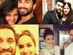 Bhai Dooj 2018: A look at Bollywood brother-sister pairs Arjun anshula sonam harshvardhan saif soha sharddha siddhanth shahid sanah