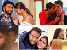 Celebrity Shaadis: 5 upcoming star-studded winter weddings Deepika Padukone, Ranveer Singh, Priyanka Chopra, Nick Jonas, Kapil Sharma, Ginni Chatrath, Isha Ambani, Anand Parimal,  Prateik Babbar, Sanya Sagar