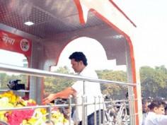 Sachin Tendulkar Vinod Kambli Raj Thackeray attend Ramakant Achrekar funeral