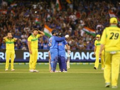 india beat australia melbourne odi historic bilateral series win down under