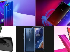 Redmi Note 7 Pro to Vivo V15 Pro: Top smartphones launched in February Specs price Nokia 9 PureView,  Moto G7 Power, Oppo K1
