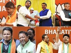 Tom Vadakkan to Biswajit Chatterjee, top leaders who joined BJP