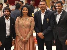 gautam gambhir harika dronavalli bajrang punia padma awards 2019