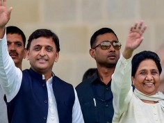 UP Opinion Poll: In a jolt to BJP, SP-BSP-RLD 'mahagathbandhan' may sweep Hindi heartland state