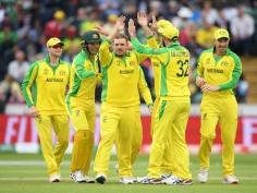 In Pics ICC World Cup 2019 Australia beat Pakistan by 41 runs