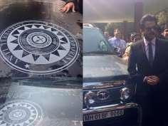 Anil Kapoor gets Safari storm as gift