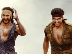 First Look: Ranveer Singh, Arjun Kapoor's <i>Gunday</i>
