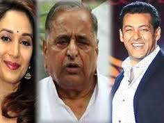 Salman, Madhuri steal the show at Saifai Mahotsav