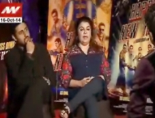 Exclusive chat with Farah, Abhishek