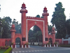 'Girls attract boys in AMU library', Really!