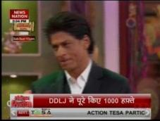 SRK, Kajol celebrate 1000 weeks of DDLJ