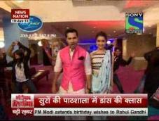 Serial Aur Cinema: Varun, Shraddha on a promotional spree; Bajrangi Bhaijaan trailer launched