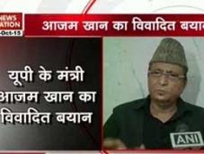Cell phones responsible for rapes: Azam Khan
