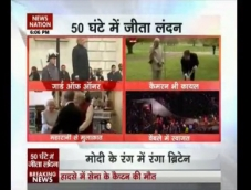 Modi's Wembley spectacle impresses UK
