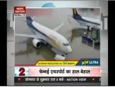 Chennai airport to remain shut