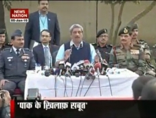 All six terrorists dead, Parrikar admits to 'some gaps'