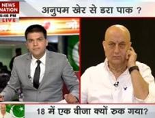 Debate: Pakistan denies visa to Anupam Kher