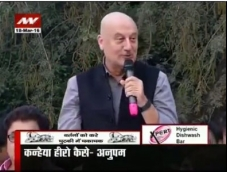 Those on bail are not Olympic heroes, says Anupam Kher