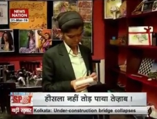 On the spot: Cafe run by acid attack survivors