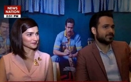 Serial Aur Cinema: Prachi Desai, Emraan Hashmi talk about 'Azhar'