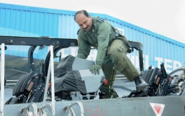 Speed News: IAF chief takes maiden ride on homegrown Tejas