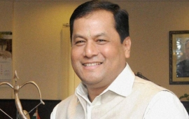 Sarbananda Sonowal to be sworn in as Assam chief minister