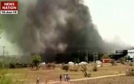 Fire at Tata Nano's Vendor Park in Sanand; no casualties